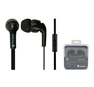 elegantes (auriculares, in-ear) de entrada de 3,5 mm se aplican a samsung iphone 4 / 5s / 6 / 6plus htc / arroz rojo / mijo (color