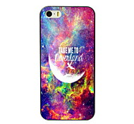 nimm mich nach Neverland Design Hard Case für iPhone 4 / 4s