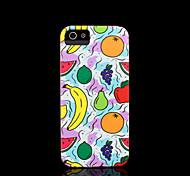 frutas cobertura padrão para iphone 4 / iphone 4 s caso