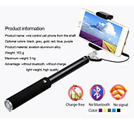 Cable take pole Aluminum alloy selfie stick RK902