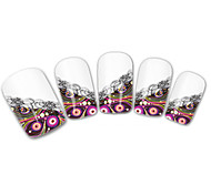 French Nail Art Stickers