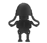Crystal Human Skeleton USB 2.0 Enough Memory Stick Flash Pen Drive 16GB