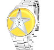 novo relógio redondo boa forma dos homens de moda (cores sortidas)
