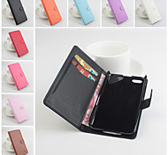 Flip Leather Magnetic Protective Case For Blackberry Z30(Assorted Colors)