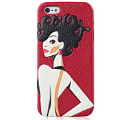 3D Print Girl Pattern for iPhone5