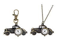 vintage classico antico tasca ciondolo auto orologi per gli uomini delle donne di vendita caldo nuovi doni Correntes orologio portachiavi