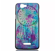 Campanula Pattern PC Phone Case For Wiko RAINBOW
