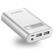7500mah Portable Power Bank for Mobile Devices
