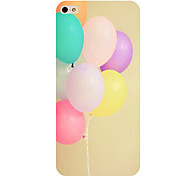 The Balloon Pattern Phone Back Case Cover for iPhone5C