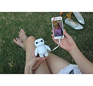 Cute Dimo Baymax Genuine White 8800 mA Mobile Power Charging Treasure Universal