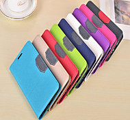 Frosted and Leather Cell Phone Holster for LG G3(Assorted Color)