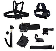 Ourspop GP-K23  8-in-1 Accessories Kit for Gopro Hero 4 3+/3 Camera