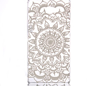 Sunflower Pattern Pierced Hard Back Case for Sony Xperia M2