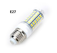 E14/GU10/G9/B22/E26/E27 15 W 69 SMD 5730 1500 LM Warm White/Cool White Corn Bulbs AC 220-240 V
