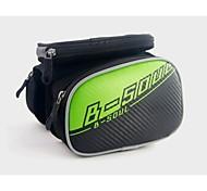 Fahrradrahmentasche / Fahrradtasche Multifunktions Reisen / Radsport PU Leder / Oxford / PVC Grün / Rot / Blau / Gold B-Soul