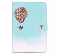 Dream Home Pattern Hard Case for  iPad mini 3, iPad mini 2, iPad mini