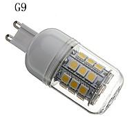 Bombillas LED de Mazorca T E14 / G9 4W 30 SMD 5050 330 LM Blanco Cálido AC 100-240 / AC 110-130 V