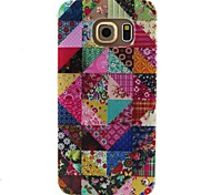 Floral Pattern TPU Material Phone Case for Samsung Galaxy S3 S4 S5 S6 S3Mini S4Mini S5Mini S6 edge