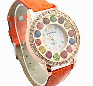 Women's Watch Fashion Diamante Pattern Cool Watches Unique Watches