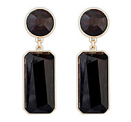 Fashion As Picture Alloy Drop Earrings(As Picture) (1 Pair)