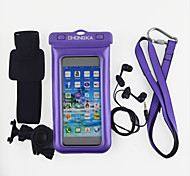 Hot New Products For 2015 IPX8 Waterproof Phone Case For Iphone 6 with lanyard