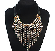 Fashion As Picture Alloy Pendant Necklace(As Picture) (1 Pc)