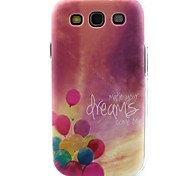 dreans Pattern TPU Case for Samsung Galaxy S3/S4/S5/S3 mini/S4 mini/S5 mini/S6/S6 Edge