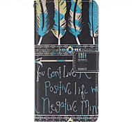 Tribal Arrow Design PU Leather Full Body Protective Case with Stand Wiko Wax