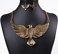 Women Vintage / Party / Casual Alloy Necklace / Earrings Sets
