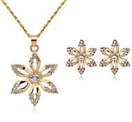 Chinese Redbud Necklace Set