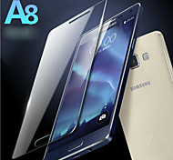 High Definition Tempered Glass Screen Protector For Samsung Galaxy A8