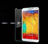 hd Fingerabdruckbeweis transparente kratzfeste Glasfilm für Samsung-Anmerkung 3