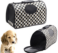 Puppy Dog Cat Tote Crate Carrier House Kennel Pet Travel Soft Portable HandBag-Small
