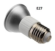 gu10 / e27 5w 30x5050smd 320-360lm luz blanca natural / caliente llevó el bulbo punto (85-265v)