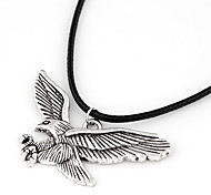 European Style Fashion Metal Eagle Necklace