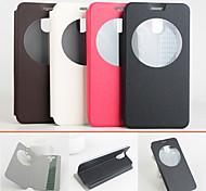 cuir flip étui de protection magnétique pour p7000 de Elephone (couleurs assorties)