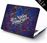 Life is Nothing Design Full-Body Protective Case for 11-inch/13-inch New MacBook Air