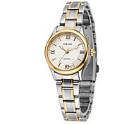 Women's Watch Japan Original MovementUltra-thin Dial Design Stainless Steel Strap Luxury Brand Watches
