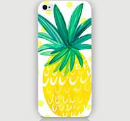 luminoso telefono ananas modello Custodia Cover posteriore per iphone5c