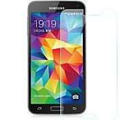 hd slim gefälschten Fingerabdruck kratzfest Glasfilm für Samsung-Galaxie s5