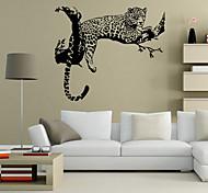 Tiger  PVC Wall Stickers