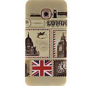 Fashionable Painted TPU Soft Case for Samsung Galaxy S4/Galaxy S4 mini/Galaxy S5/Galaxy S6/Galaxy S6 Edge