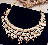 Cusa  Dickie Pearl Necklace