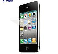film de protection d'écran hd de diamant dépoli pour iPhone 4 / 4S