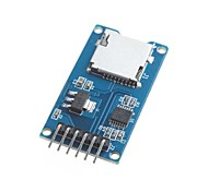 Arduino Micro SD Card Module TF Card Reader Card Reader SPI Interfaces with Level Converter Chip