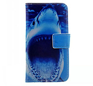 Sharks Wallet Mobile Phone Case for iPhone 6/6S
