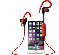 Noise Isolating Sport Running Headphone Earhook Avoide Falling Out with Mic and Volume Remote Control for iPhone