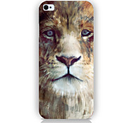 Leopard Pattern Phone Back Case Cover for iPhone5C