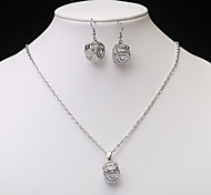 European Fashion  Hollow Jewelry Set series 9