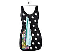 kleine schwarze Kleid hängenden Schal zu organisieren / Mehrzweckaufbewahrungs